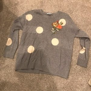 THML sweater large new